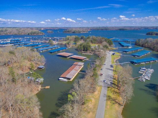 Lake Lanier Vacations Drone Master Photos-12