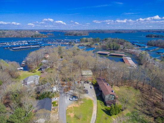 Lake Lanier Vacations Drone Master Photos-6