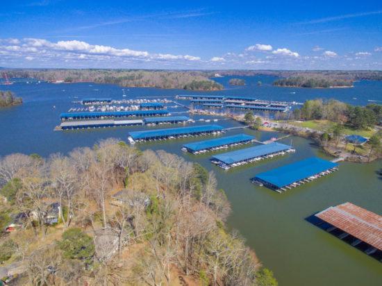 Lake Lanier Vacations Drone Master Photos-7